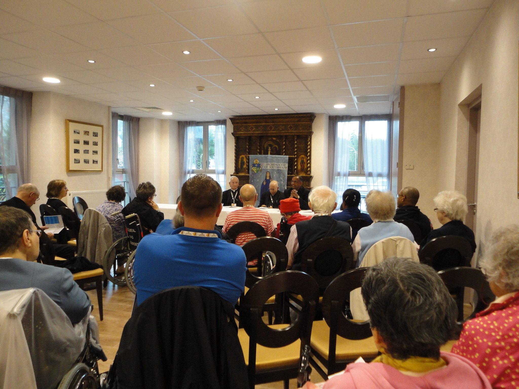 Southwark Pilgrims meeting