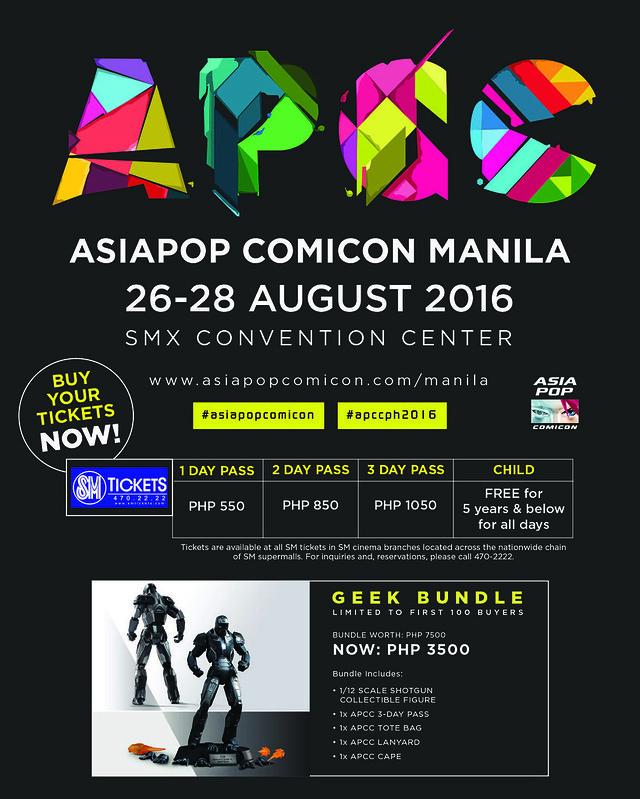 Hollywood Actor Nicholas Hoult Headlines AsiaPOP Comicon Manila 2016