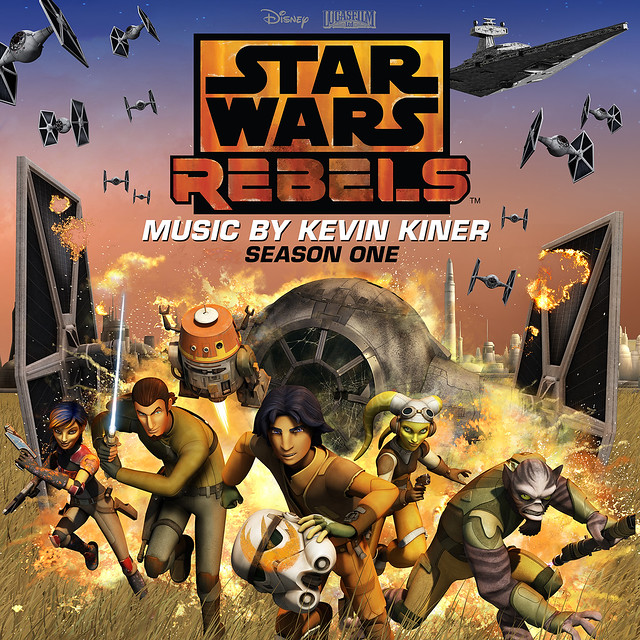 Star Wars Rebels - Season One Soundtrack