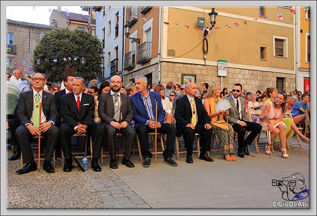 Briviesca Fiestas 2016 Proclamación de Reinas y Pregón 4
