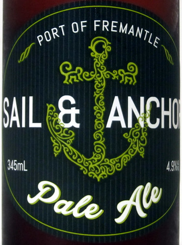 Sale and Achor Pale Ale
