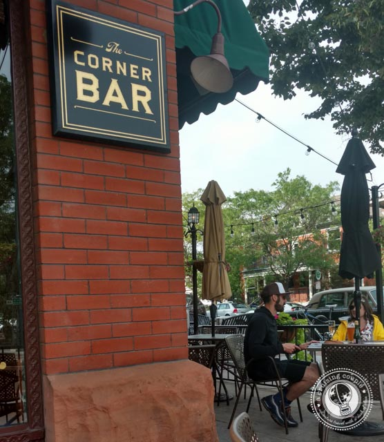 Corner Bar Boulder