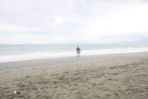 Oiso seashore