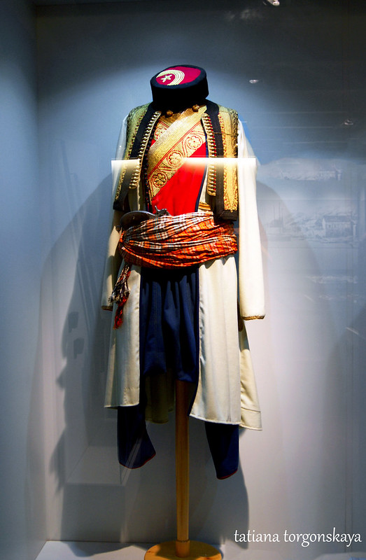 Черногорский костюм