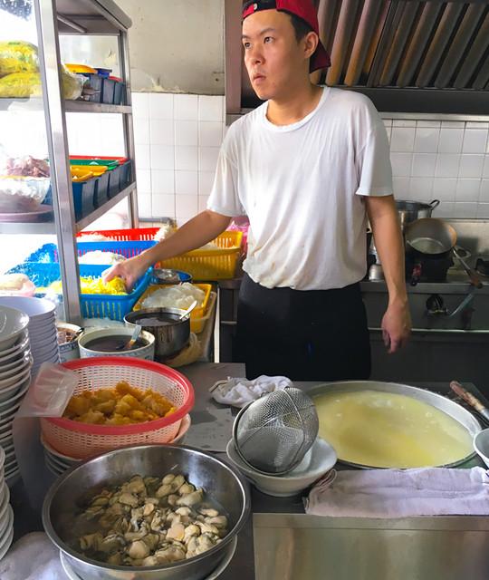 B & Best - Seafood Noodle - Cook