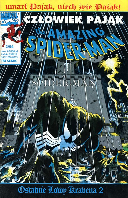 comics Tm-Semic Spider-Man 044 1994-02