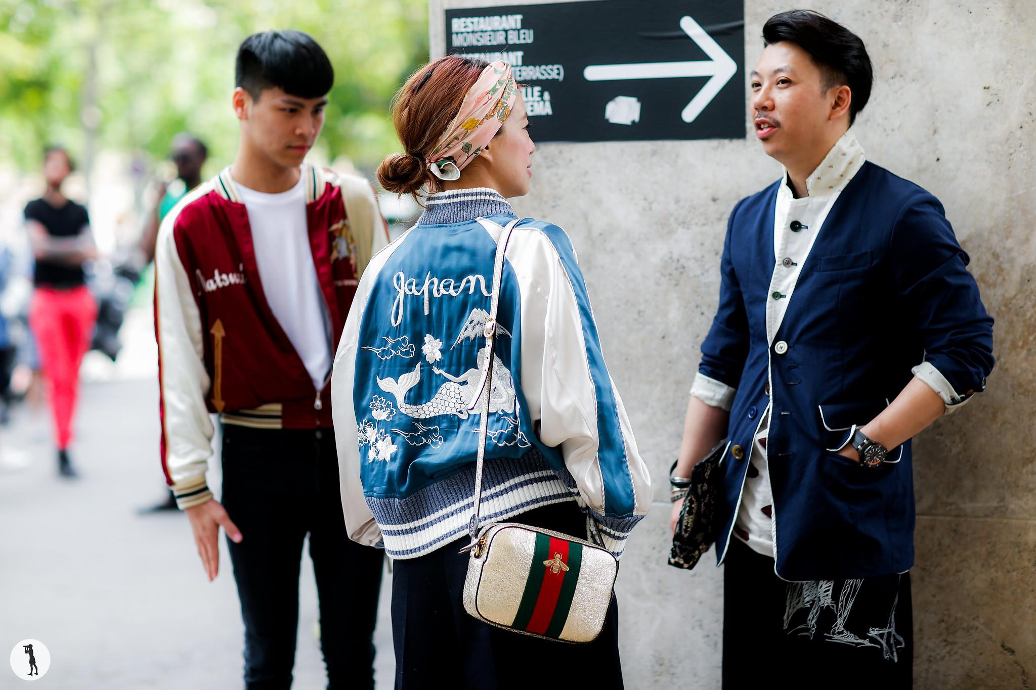 Street Style - Paris Fashion Week Menswear SS17 (18)