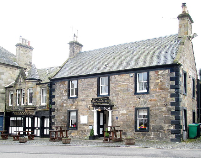 Covenanter's Hotel, Falkland