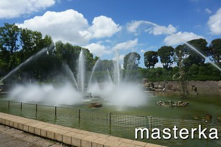 北浦和公園の音楽噴水5