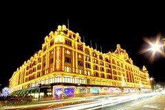 Универмаг «Хэрродз». Harrods shopping center,London