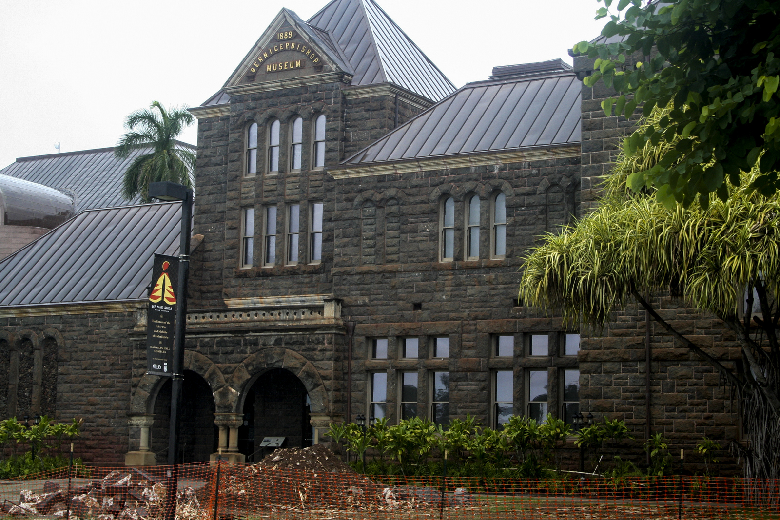 The Bishop Museum. From Digging Deeper into Hawaiian History on the Hawai'i Monarchs Tour