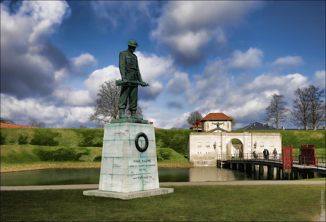 Памятник павшим во Второй мировой войне