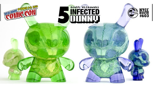 INFECTED DUNNY NYCC2016