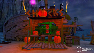 PlayStation Home: Halloween | by PlayStation.Blog