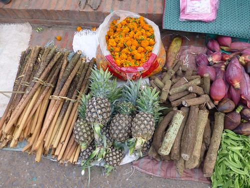 Luang Prabang's Morning Market