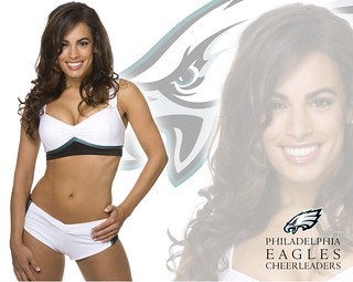 Philadelphia Eagles Cheerleader Lora Sheeran | by Xpeditor Driver
