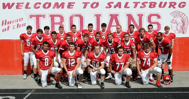 Saltsburg Trojans - 3715