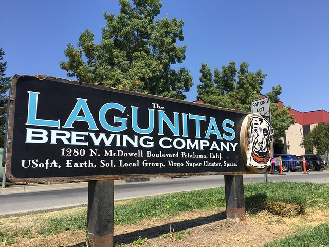 The Lagunitas Brewing Co.