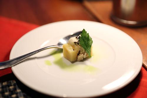 晚餐@Oceano