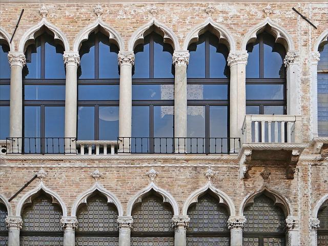 Le palais Fortuny (Venise)