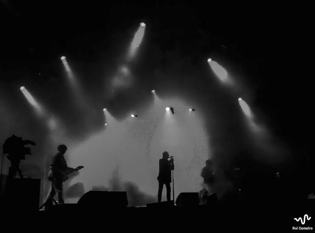 Echo and the Bunnymen @ Vilar de Mouros 2016