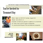 trommel day invite