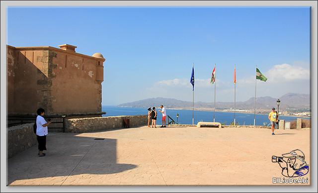#AlmeriaLVT Castillo de San Juan de los Terreros 1