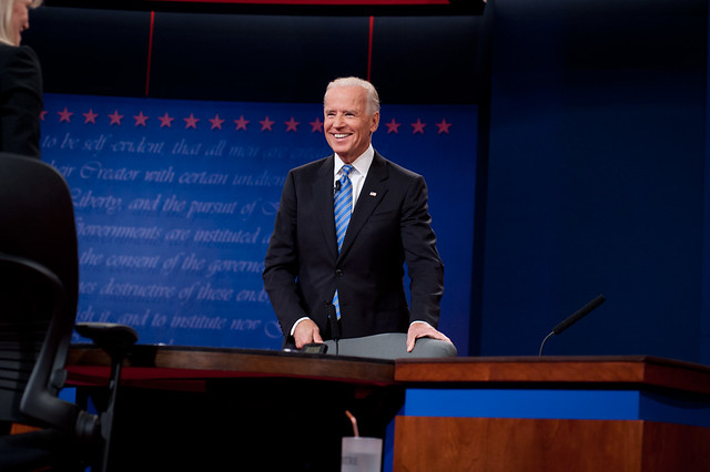 Joe Biden—Vice presidential debate 2012