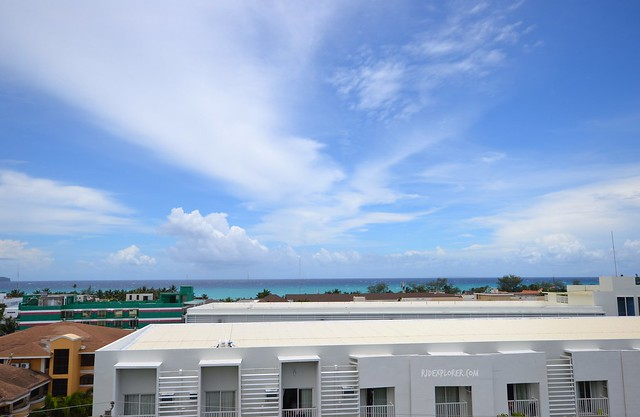 lime hote boracay room view