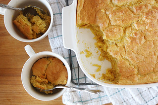 roasted pumpkin spoonbread. | by girlversusdough