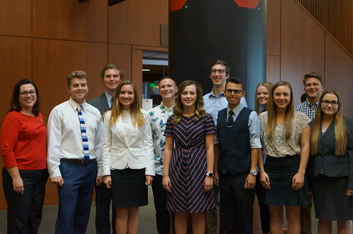 Univ. of Utah StudentCPT Chapter Photos