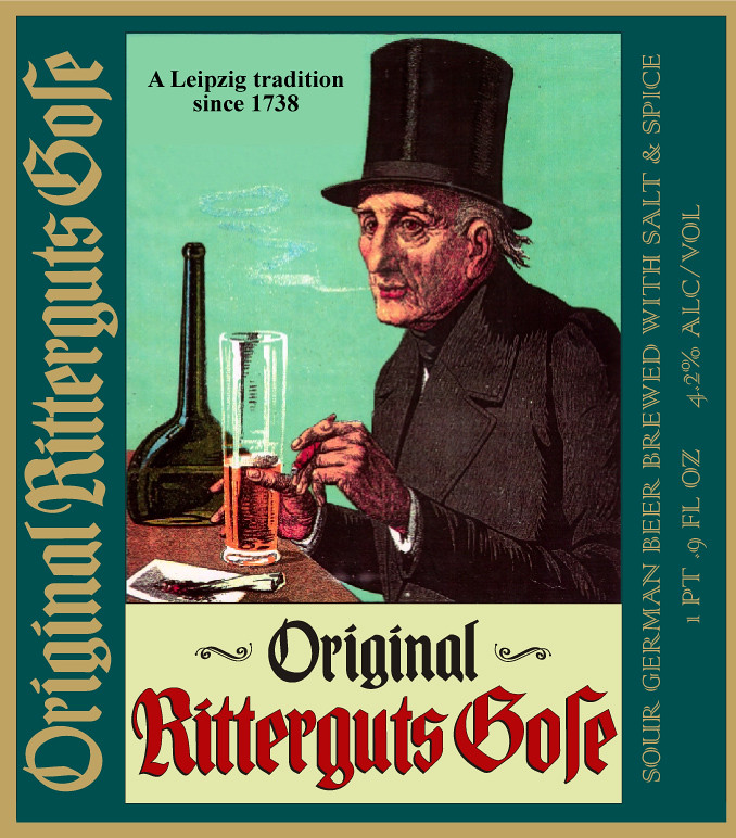 Rittergute Gose Labels