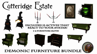 PlayStation Home: Cutteridge Furniture | by PlayStation.Blog