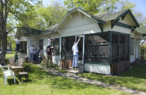 Big Event Painting House | by Texas A&M WWW