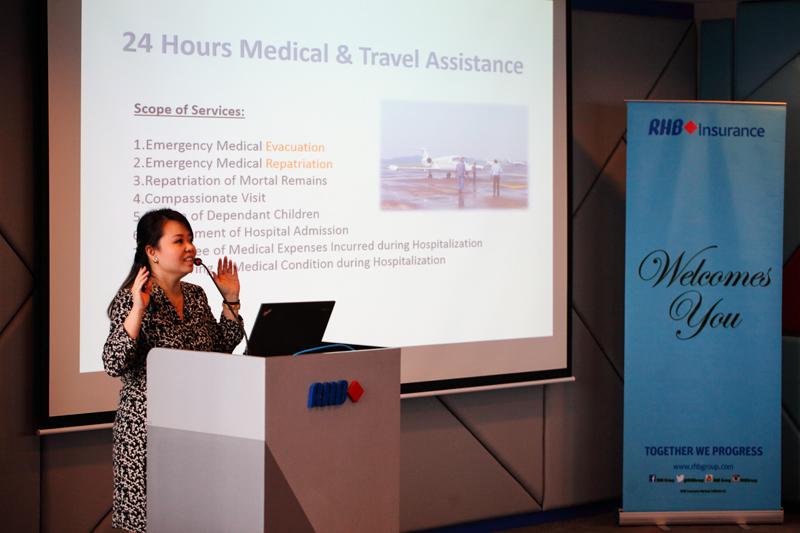 RHB travel insurance medical travel assistance