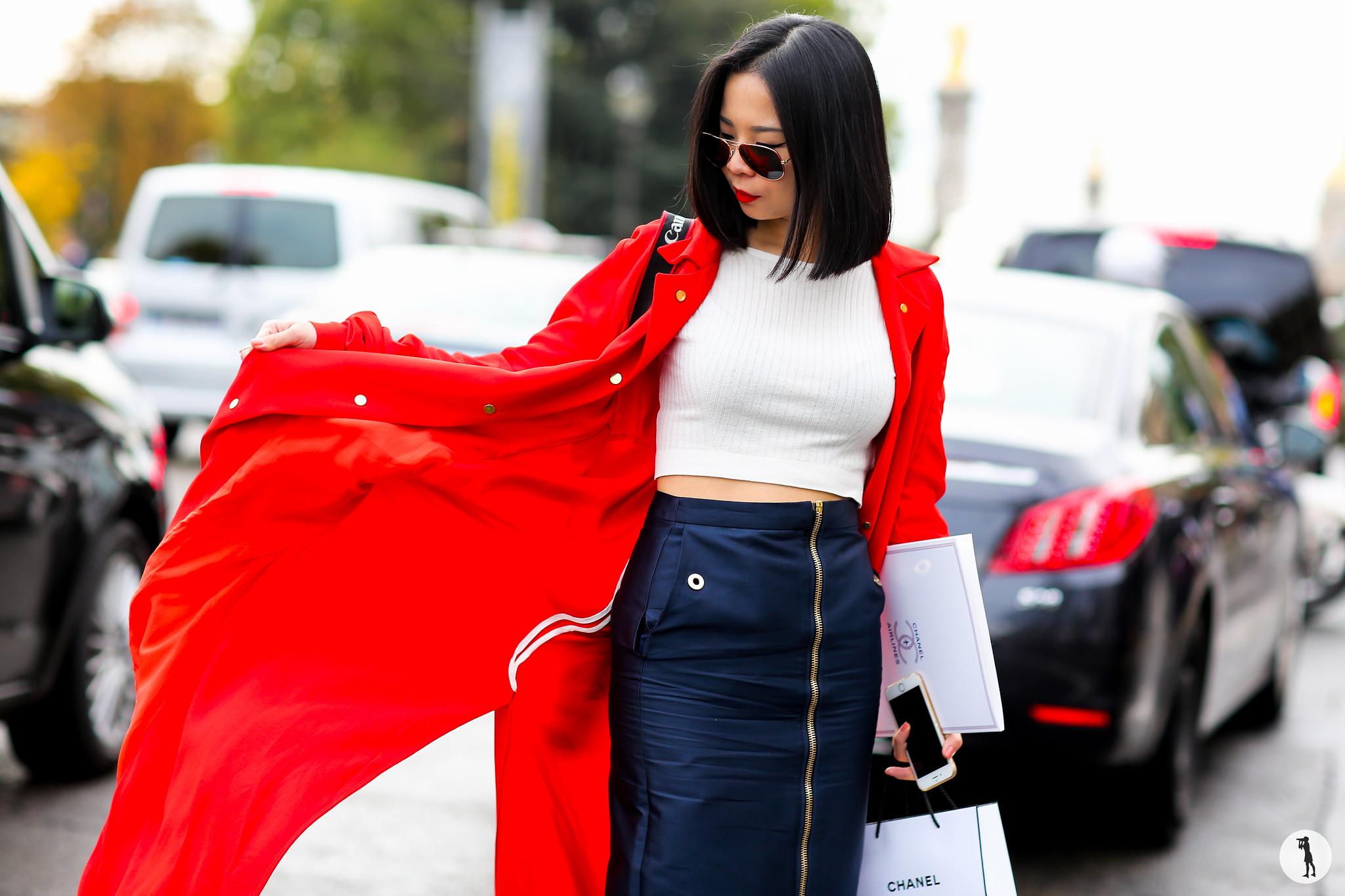 Yu Lee at Paris Fashion Week-3