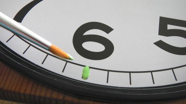 Light Clock 5