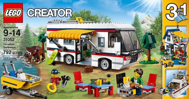 Review 31052 Vacation Getaways Brickset Lego Set Guide And Database