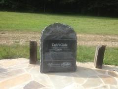 Zacks Glade Memorial