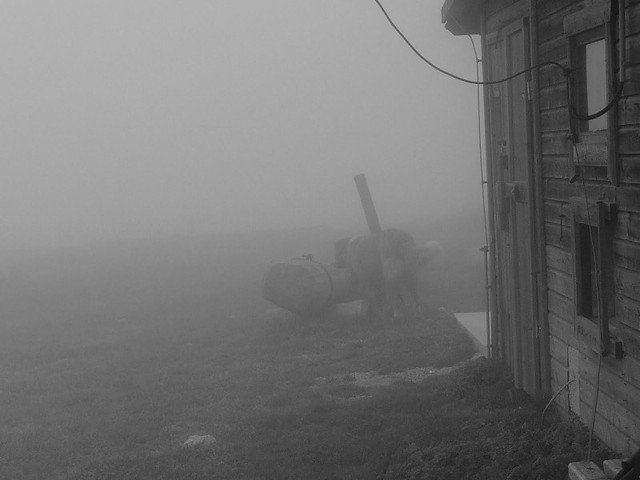 Ködbevesző Raxi túra
