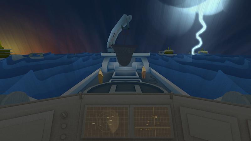 Oceans VR: Trawler
