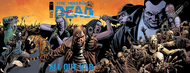 The Walking Dead Comic -01