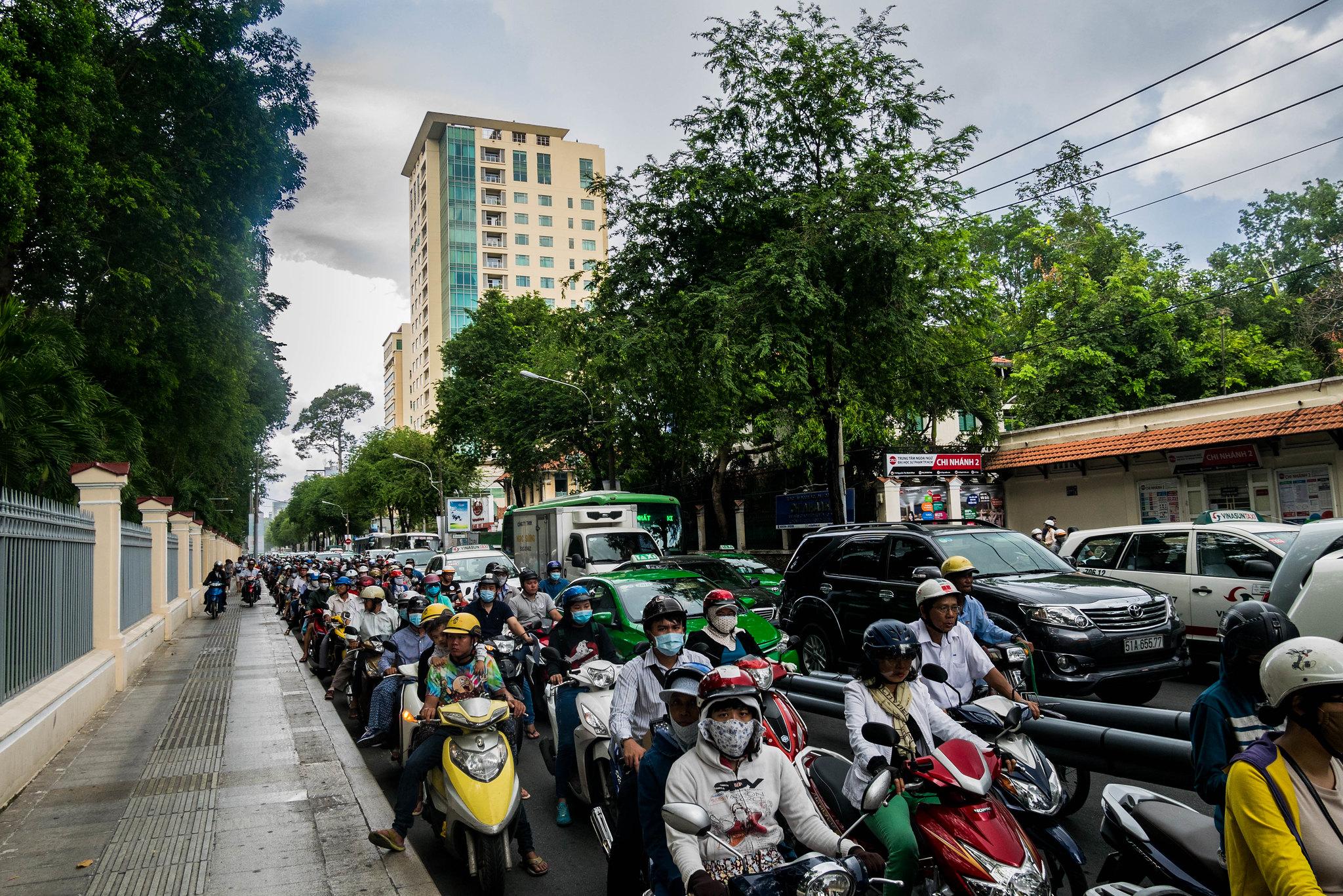 Ho Chi Minh City #12