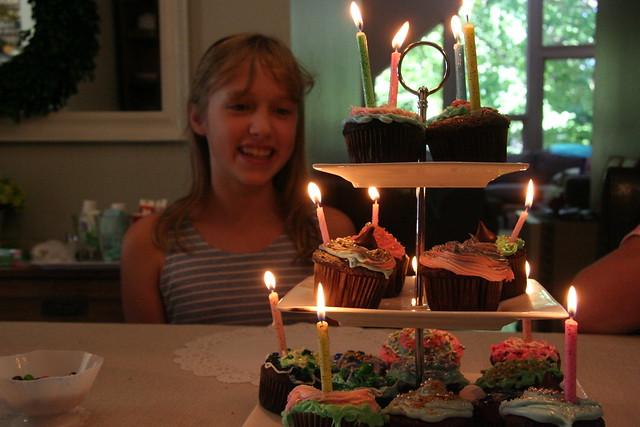 Olivia's Birthday + Elliot's Homecoming 047
