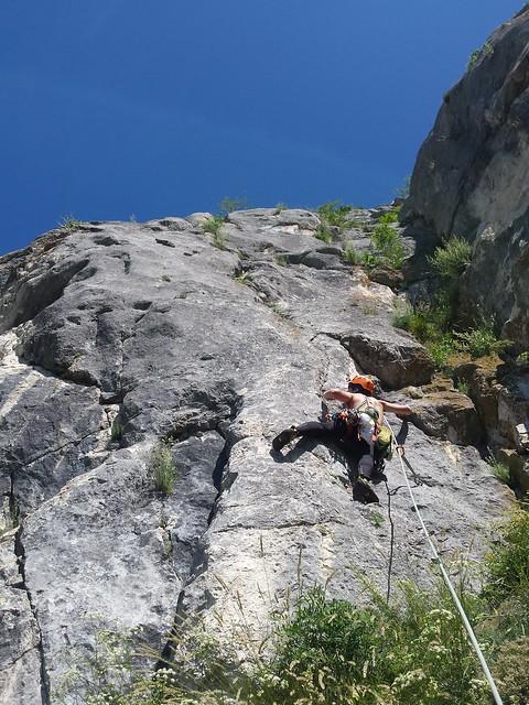 Hohe Wand Osterhasi 160 m (7-)
