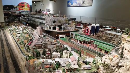 Union Station Model Trains