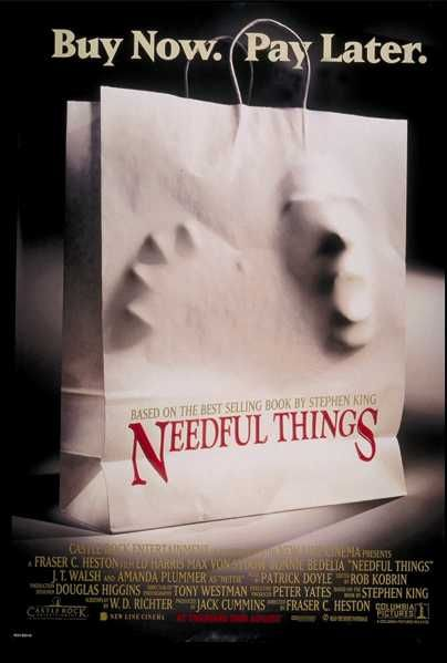Needful Things - Poster 1