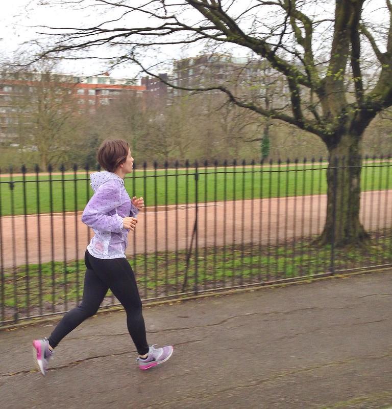 running regents park