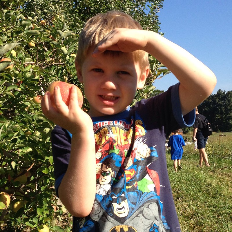 Homeschool: Fall Equinox 2016