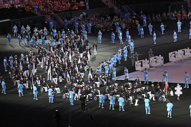 7 sept - Cérémonie d'ouverture Rio2016